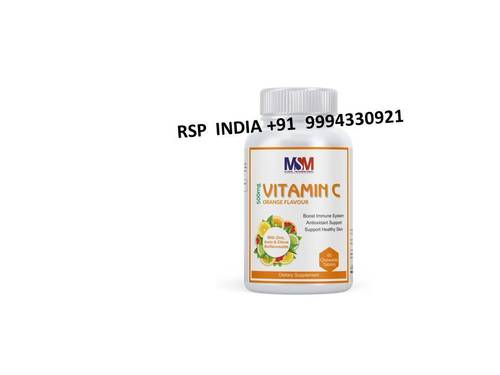 Msm Vitamin C Dietary Supplement