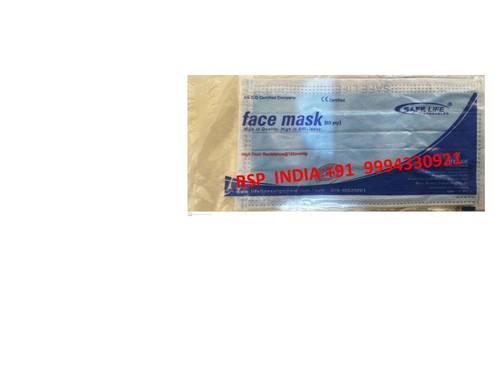 Safe Life Disposables Facemask