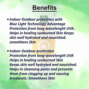 Organic Harvest Sunscreen Lotion SPF 60