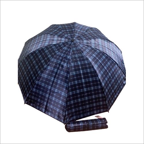 3 - Fold Printed Jumbo Umbrella