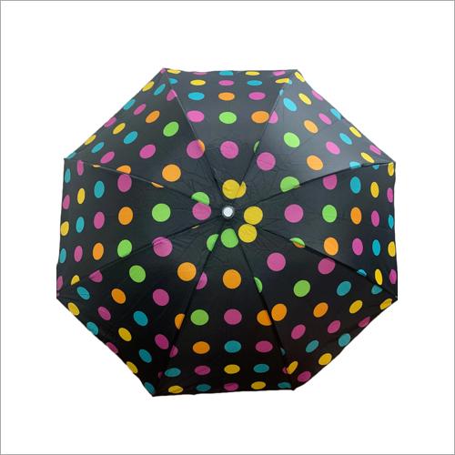 Polka Dots Print Umbrella