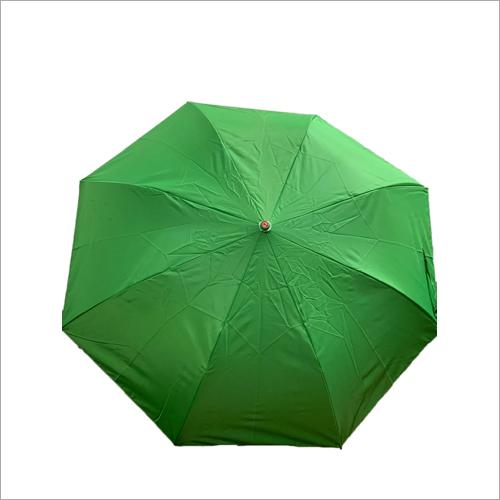 Green Jumbo Umbrella