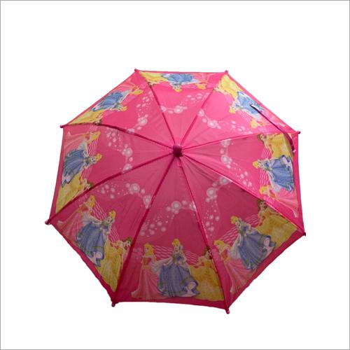 Kids Barbie Printed Umbrella