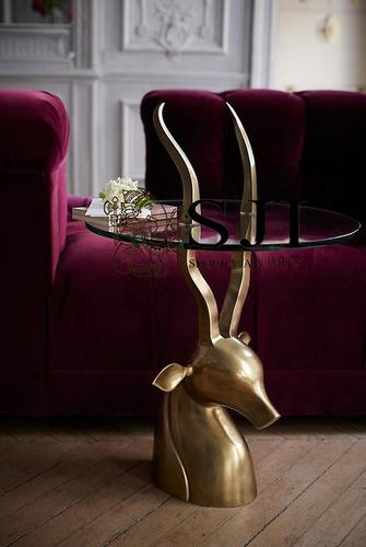 Deer Face Table