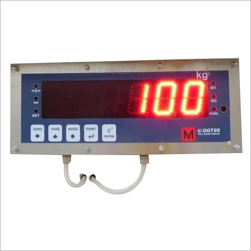 Digital Display Weight Indicator