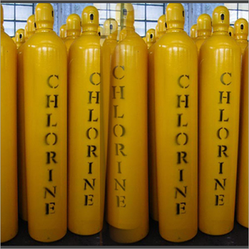 Pure Chlorine Gas