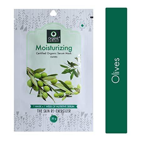 Organic Harvest Moisturising Face Mask 20 g
