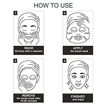 Organic Harvest Skin Brightening Face Mask