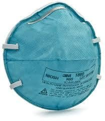 3m Surgical Disposable Face Mask N95