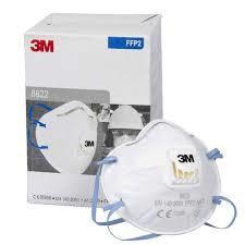 UK/USA N95 Mask 3M 8210