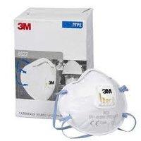 3M N95 Respirator Mask 8210V (Valve