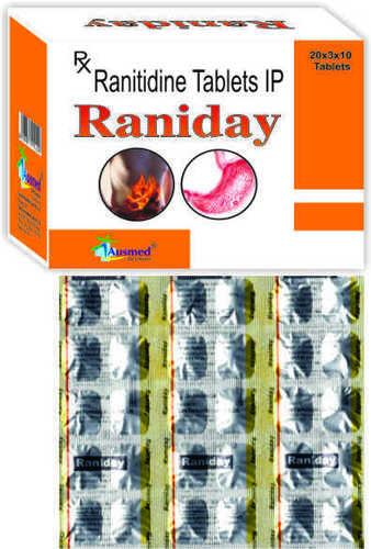 Ranitidine Hcl  Ip Eq. To Ranitidine 150 Mg/raniday