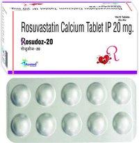 Rosuvastatin Calcium Ip Eq. To Rosuvastatin 10 Mg/rosudoz-10