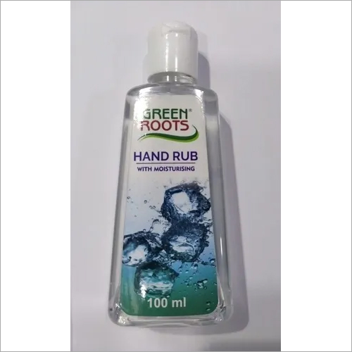 Hand Rub Sanitizer 100ml