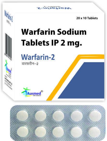 Warfarin 5mg./WARFARIN-5