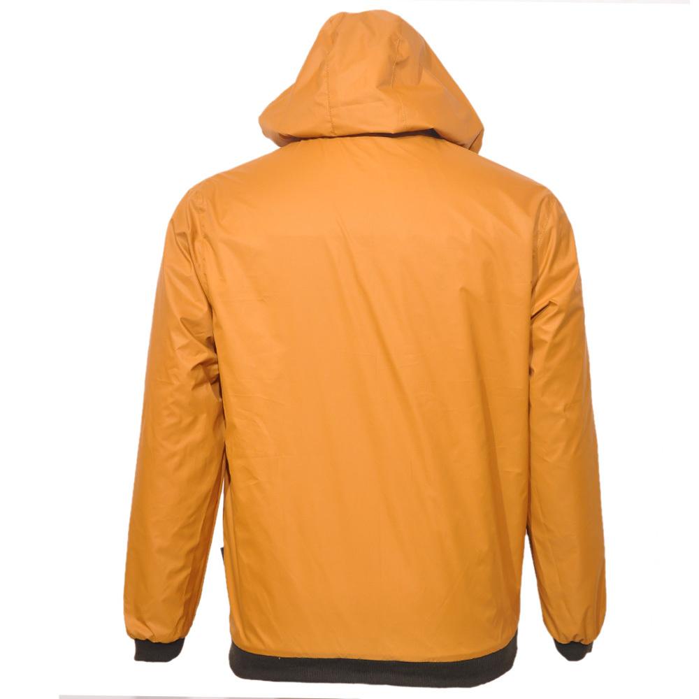 Light-weight reversible jacket
