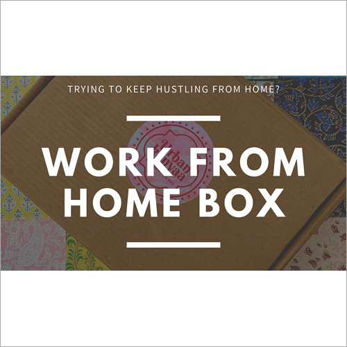 Work from Home Craft Box