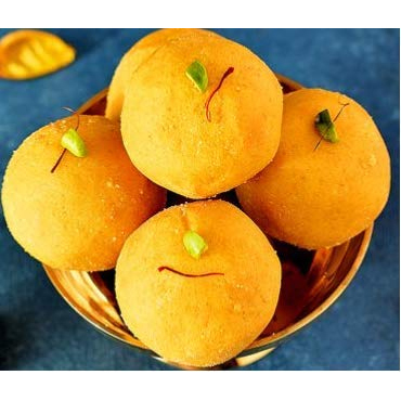 SGB Homemade Traditional Healthy Delicious Besan Ladoo