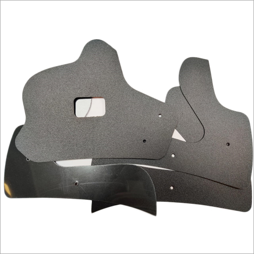 HDPE Profile Cut Components for Harness