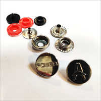 Plastic and Metal Snap Buttons