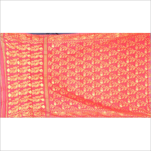 Ladies Jacquard Silk Saree