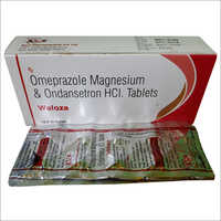 Omeprazole Magnesium And Ondansetron  HCI Tablets