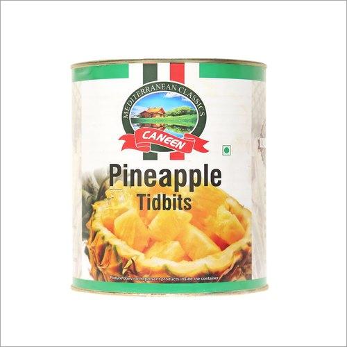 Pineapple Titbits Tin