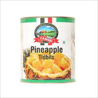 Pineapple Titbits Tin