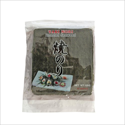 Roasted Seaweed 125g