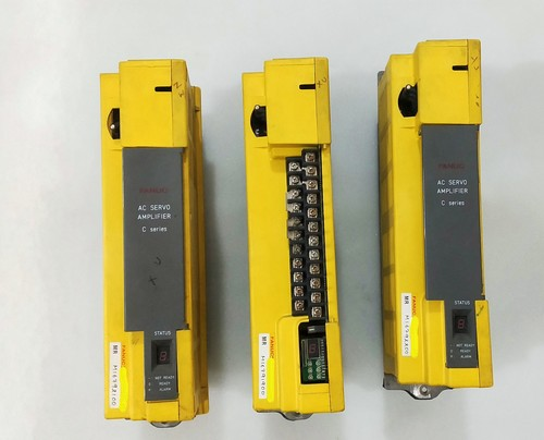 FANUC Amplifier A06B-6066-H233