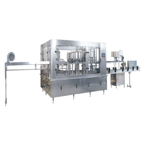 Mineral Water Bottling Machinery