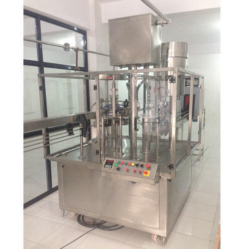 Mineral Water Filling Machine 24 BPM