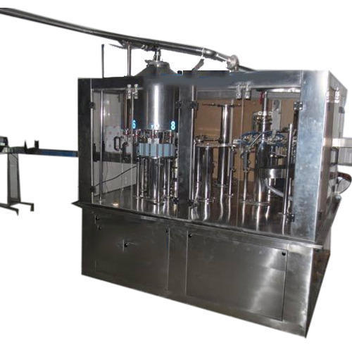 Mineral Water Filling Machine 60 BPM