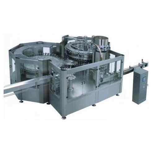 Rinser Filler Capper