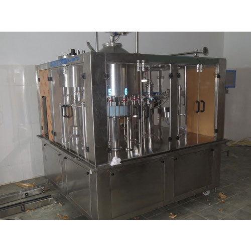 Mineral Water Filling Machine 30 BPM