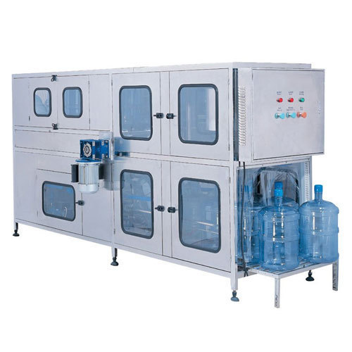 Double Head Mineral Water Filling Machine