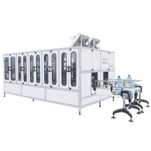 Semi-Automatic Bottle Group Packing Machine