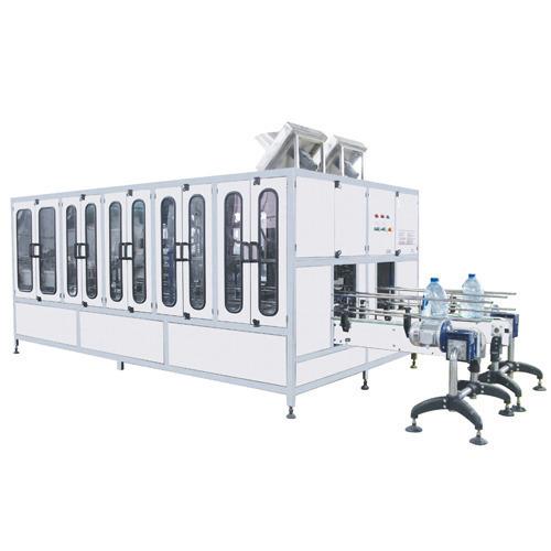 Semi-Automatic Bottle Group Packing Machine
