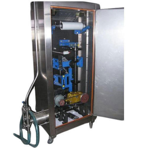 Mineral Water Pouch Filling Machine