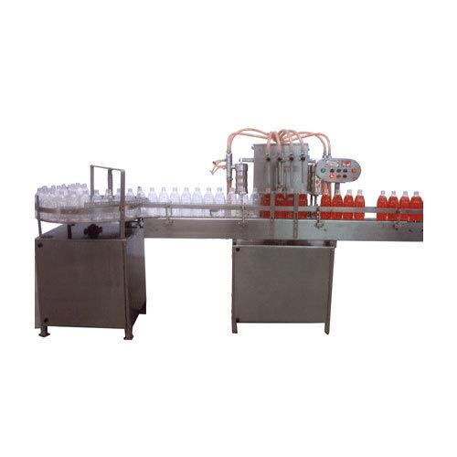 Head Liquid Filling Machines