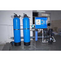 Mineral Water RO Plant
