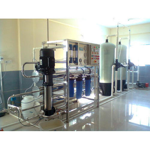 Semi Automatic Mineral Water Plant