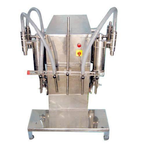 Semi Auto Liquid Filling Machines