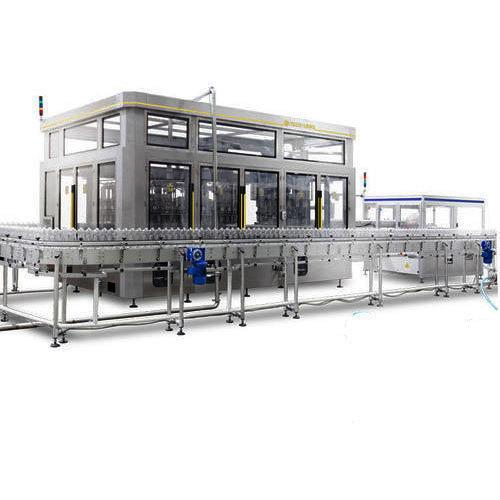 20 Ltr Semi Automatic Jar Filling RFC Machine