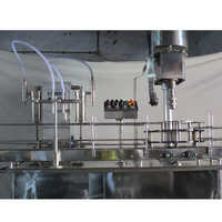 1 Ltr Jar Rinsing Filling Capping Machine