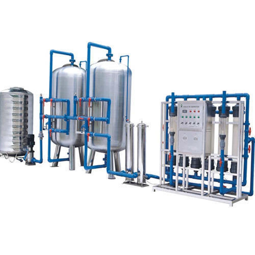 Mineral Water Project (ISI-NON ISI)