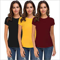 Pack of 3 Women's T-Shirt