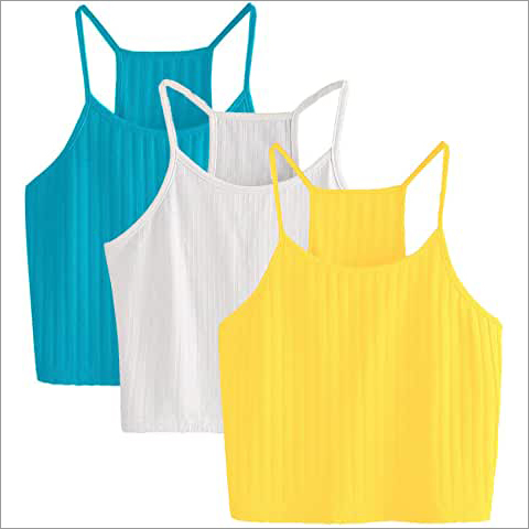 Strappy Sleeveless Racerback
