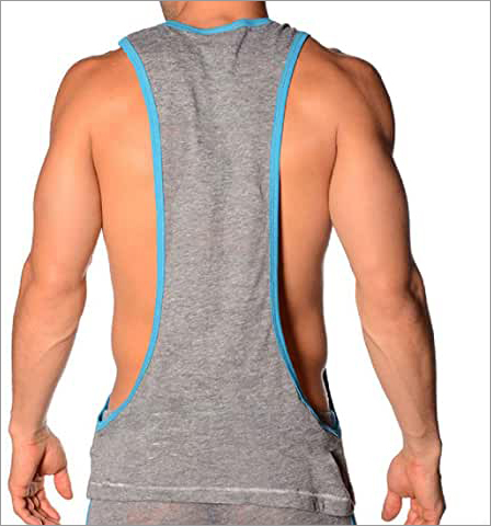 Tops Sleeveless T-Shirt Gym Vest