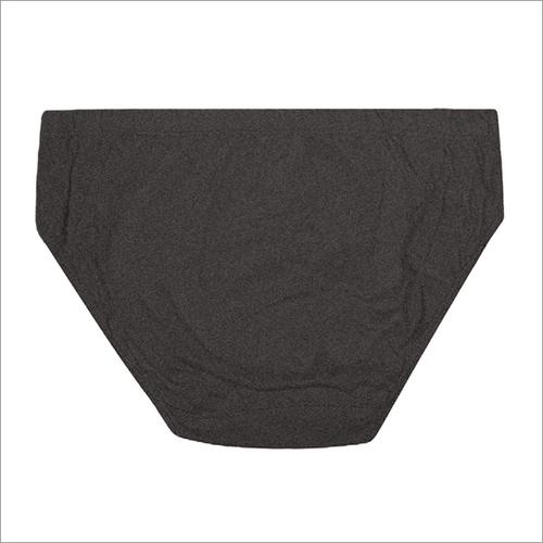 C - Dark Grey Men's Cotton Brief